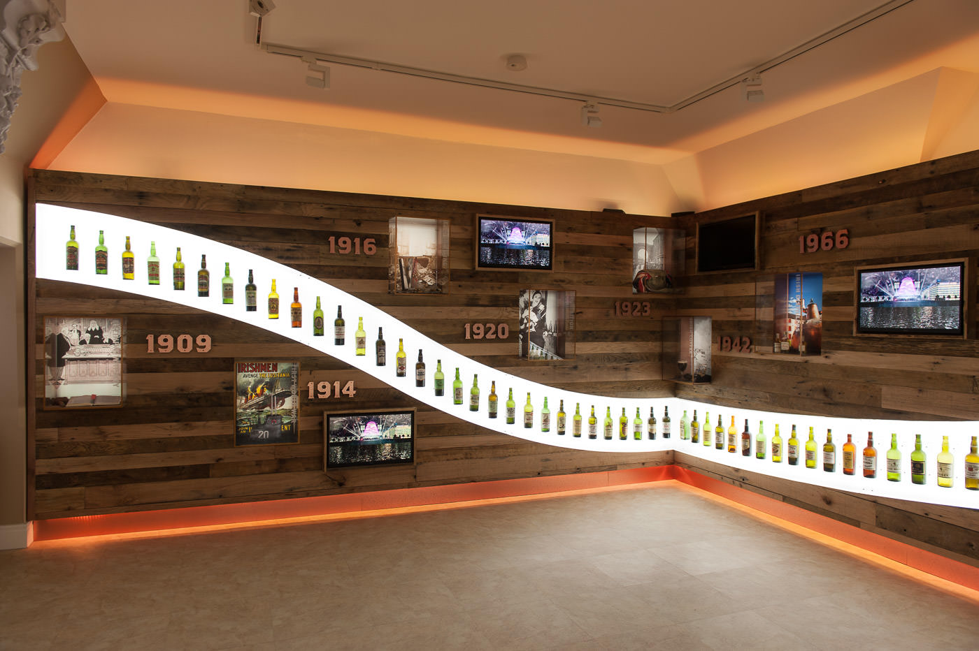 irish whiskey museum whiskey timeline